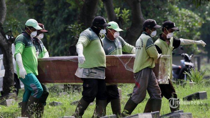 Hukum Menolak Pemakaman Jenazah Pasien Virus Corona, MUI Sebut Dua Kali Dapat Dosa