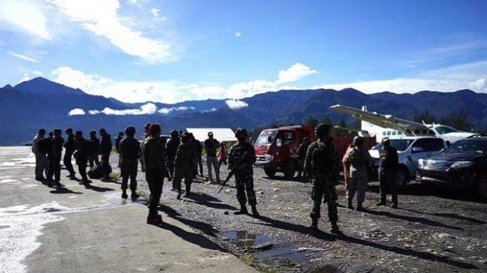 100 Warga Takut Jadi Sasaran Tembak KKB Papua, Pilih Berlindung ke Kantor Bupati Puncak