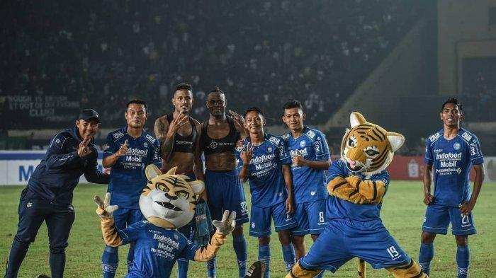 3 Catatan Menarik Persib Bandung hingga Pekan ke-3 Liga 1