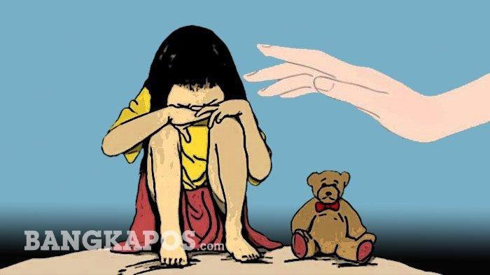 Disiksa Ayah Kandung, Bocah Perempuan 5 Tahun Beri Pengakuan Mengejutkan, Sakit Sih Tapi Aku Tahan