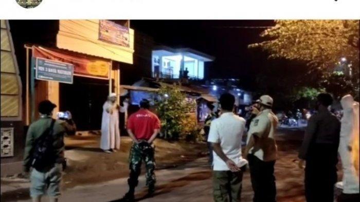 Pria Ini Dijemput Petugas Seusai Tarawih di Masjid, Warga Tidak Tahu Dia Positif Corona