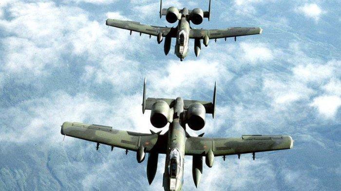 Tangguhnya Sang 'Babi Hutan' Pemburu Tank A-10 Tunderbolt Tetap Selamat Meski Dihujani Ratusan Pelor