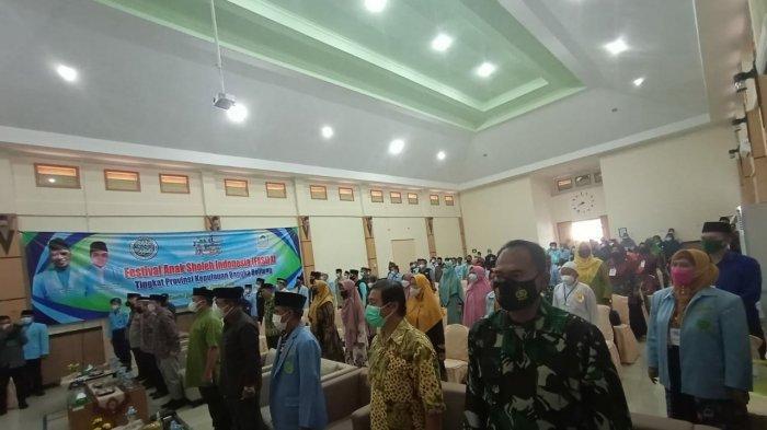 DPW BKPRMI Babel Sukses Menggelar Ajang FASI Ke-XI Tingkat Provinsi Bangka Belitung