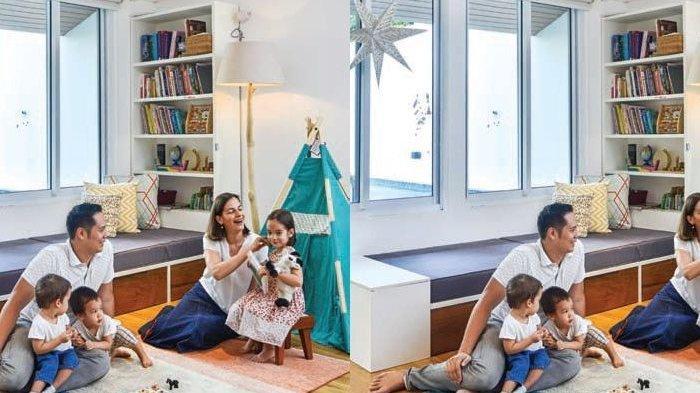 6 Ide Dekorasi Kamar dan Ruang Bermain Anak Termasuk Coba Perabotan Multifungsi