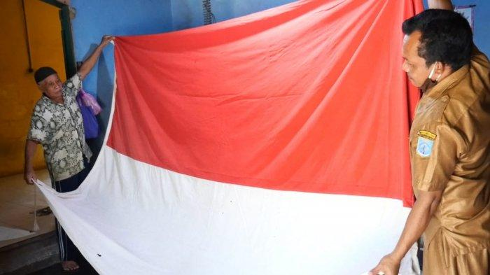 Bendera pusaka Merah Putih , bagian perjuangan masa kemerdekaan RI
