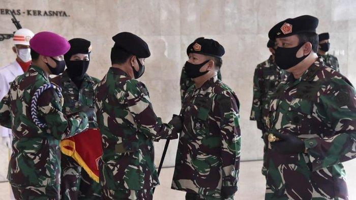 84 Jenderal Bintang Satu Baru TNI, Ini Daftar Nama-namanya