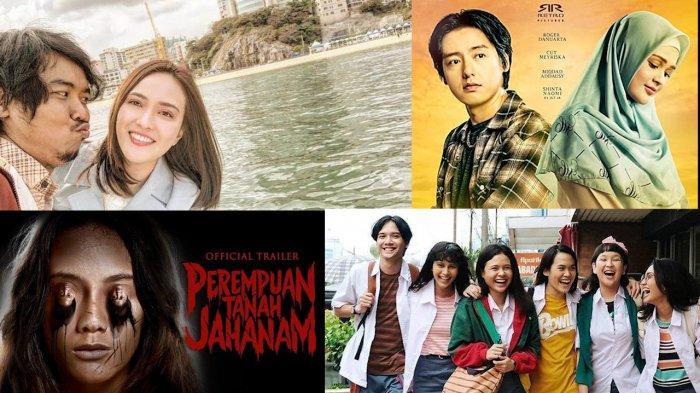 9 Film Indonesia Tayang Oktober 2019, Ada Film Bebas hingga Kisah Cinta Roger dan Cut Meyriska