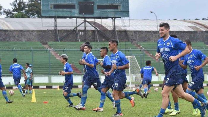 9 Pemain Persib Bandung Ini Belum Tampil di 3 Laga Shopee Liga 1 2020