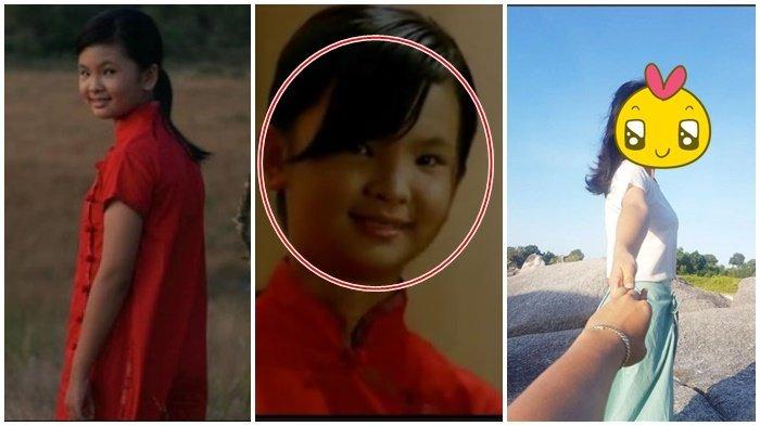 10 Tahun Berlalu, Ternyata Begini Kabar A Ling, Amoy Cantik Pemain 'Laskar Pelangi' Sekarang