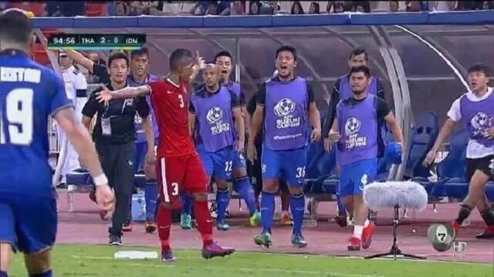 Kena Sanksi AFC, Abduh Lestaluhu Harus Bayar Denda Rp 13 Juta dan Absen Dua Laga Timnas