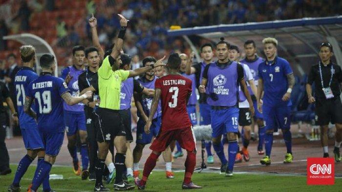 Abduh Lestaluhu Sudah Mengira Bakal Kena Sanksi AFC