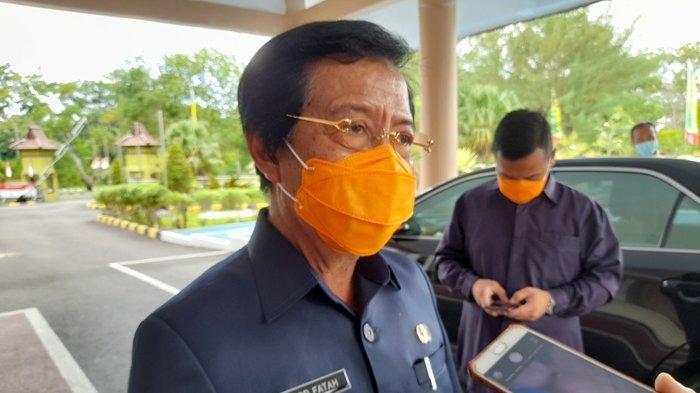 Mulai Senin, Masuk Kantor Gubernur Bangka Belitung Harus Pakai Masker dan Periksa Kondisi Kesehatan