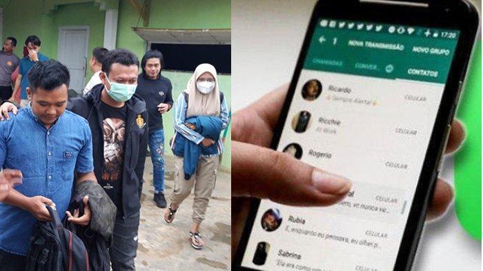 ABG Sungailiat Blokir WhatsApp Orangtua saat Dibawa Kabur Pria ke Lampung: 'Biar di Sini Saja'