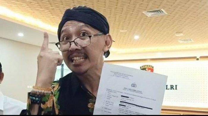 Mengaku Buzzer Jokowi yang Dibayar Mahal, Kasus Abu Janda, Permadi Arya Mandek di Polisi