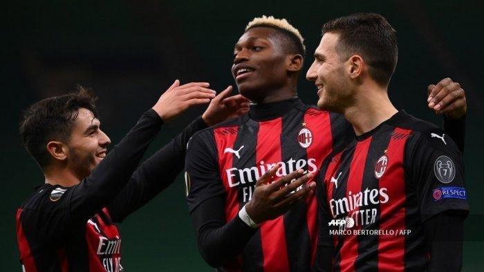 Berita Liga Eropa AC Milan Dicukur Lille di San Siro, Apa Kata Diogo Dalot? Ini Hasil Lengkapnya