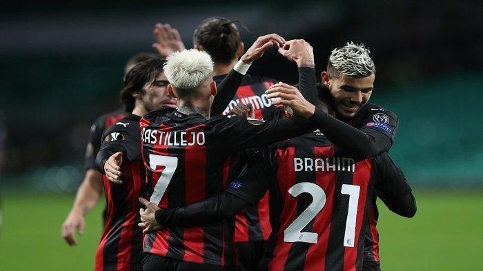 Hasil Liga Eropa AC Milan dan Arsenal Menang, Tottenham Hotspur Keok di Markas Antwerp