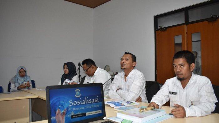Dinas Pekerjaan Umum dan Penataan Ruang Kota PKP gelar sosialisasi Rencana Tata Ruang tahun 2019