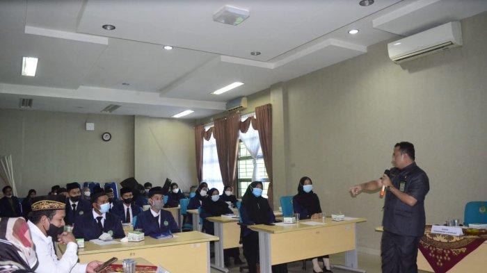 Program Studi Hukum Keluarga Islam Adakan Pembekalan Praktik Kerja Lapangan