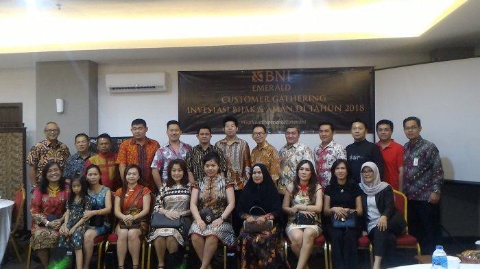 BNI Edukasi Nasabah Dalam Customer Gathering Investasi Bijak dan Aman