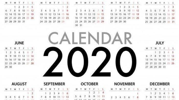 16 Tanggal Cantik di Tahun 2020, dari Cocok Buat Jadian, Tunangan, Nikah, Hingga Tanggal Lahiran