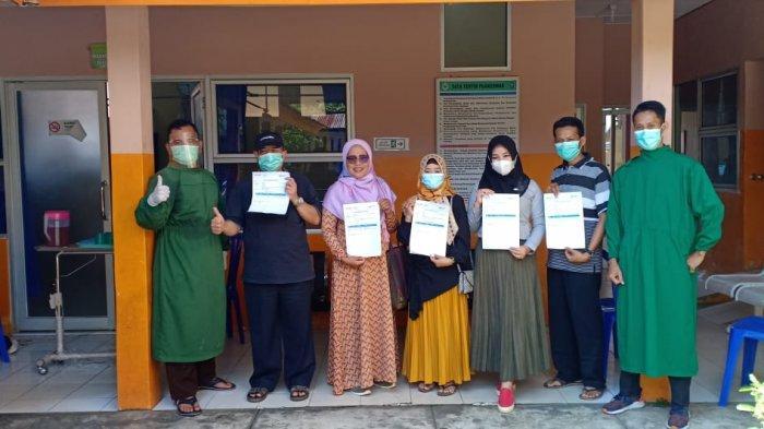 Dosen dan Pegawai IAIN SAS Bangka Belitung Jalani Vaksin Covid 19 Tahap Kedua
