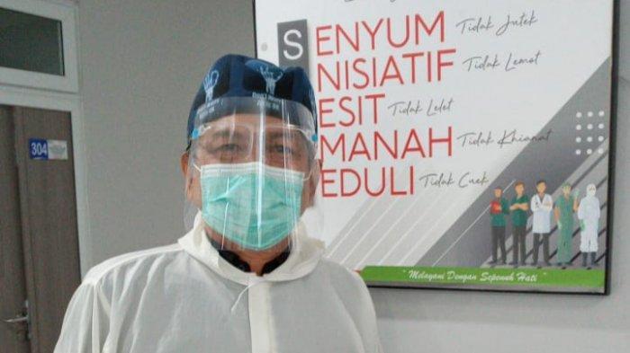 4 Bulan Nakes di Rumah Sakit Covid-19 Tak Bergaji, Ketua IDI Babel : Adukan ke Dewan Pengawas