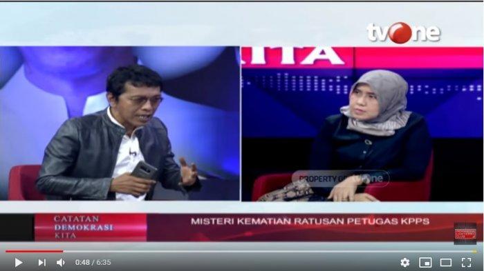Jubir TKN Jokowi-Ma'ruf, Adian Napitupulu Diancam Diculik dan Dibunuh, Terkait Aksi 22 Mei?