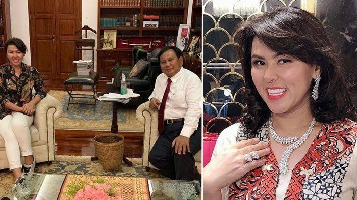 Adik Ahok Fifi Lety Posting Foto Bareng Prabowo, Singgung Pilkada DKI 2012: Bukti Pemimpin Sejati