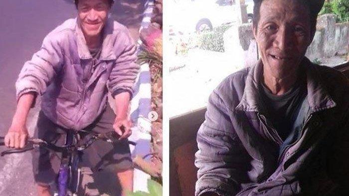 Demi Kembalikan Dompet Kepada Pemiliknya, Pria Tua Ini Rela Kayuh Sepeda Ontel dari Solo ke Pasuruan