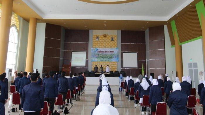 Pesan Rektor IAIN SAS Bangka Belitung bagi Mahasiswa Praktik Profesi