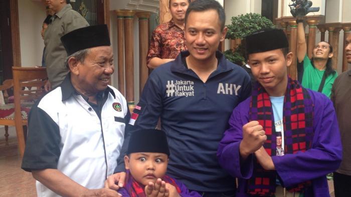 Agus Yudhoyono Janji Ubah Nama Jalan Panjang Jadi Jalan Si Pitung Raya