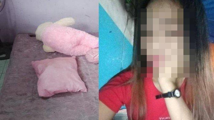 AH, si Gadis Cantik Usia 25 Tahun Tewas di Kamar Kos, Pelaku Tulis Kalimat Ini Pakai Darah Korban