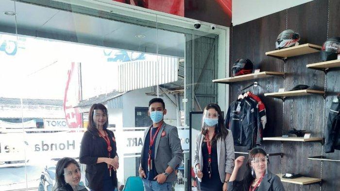 Dealer Honda ASP Pangkal Pinang Luncurkan Loyality Program 3 Member Reward