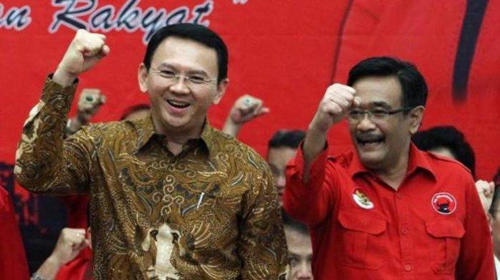 Djarot  Saiful Hidayat Malah Bangga Ahok Masuk Penjara