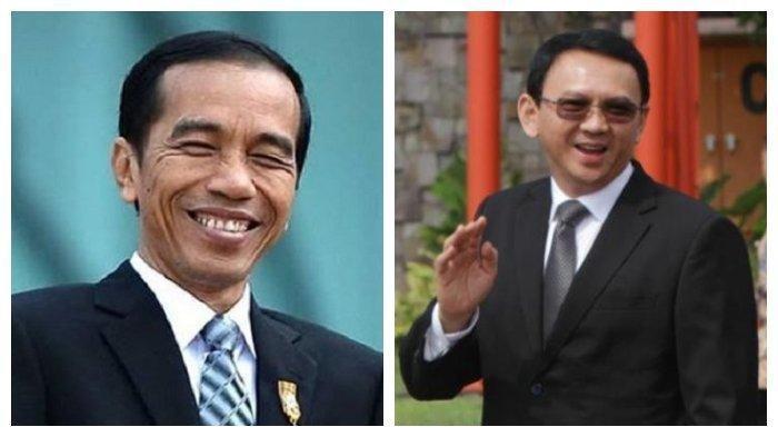 Pemilik Shio Kerbau, Jokowi Ungkap yang Harus Dilakukannya di Tahun Tikus Logam, Ahok pun Disinggung