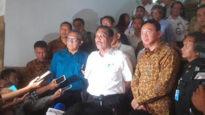 Reklamasi Teluk Jakarta Dilanjutkan, Tapi Jokowi Minta Nelayan Diprioritaskan