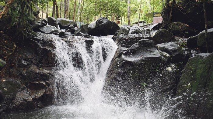 Wisata Air Terjun C2 Lubuk Besar Kini Menjadi Obyek Wisata yang Ramai Dikunjungi Masyarakat