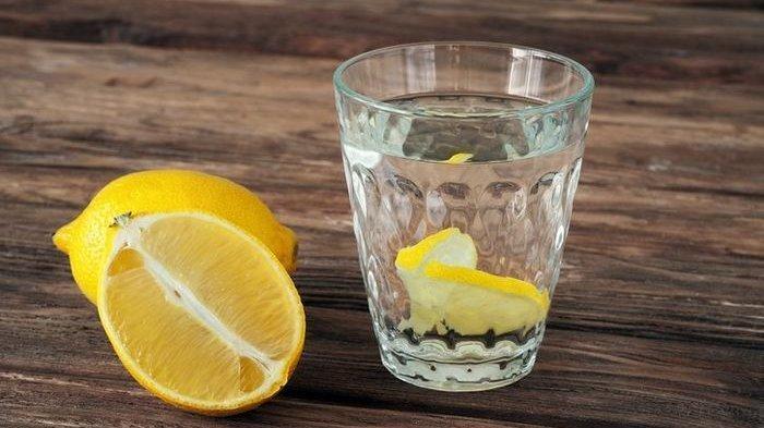 Air Lemon Mampu Meningkatkan Kekebalan Tubuh, Lo!