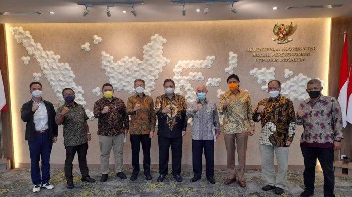 Fighting Tournament Airlangga Hartarto Cup 2022 Berhadiah Rp2 Miliar