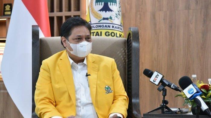 Airlangga Hartarto: Kader Muda Jebolan Golkar Institute Mampu Jadi Teknokrat
