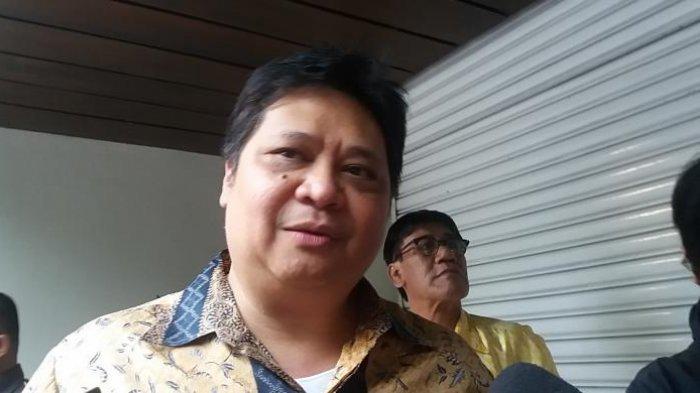 Airlangga Hartarto: Kasus Covid-19 di Indonesia Turun, Kesembuhan Meningkat, Ekonomi Mulai Pulih