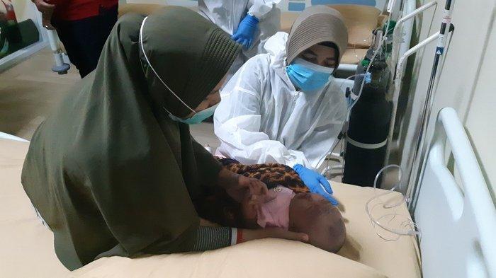 Sempat Pasrah, Buruh Harian Ini Bersyukur Bayinya Bisa Jalani Operasi Bibir Sumbing Gratis