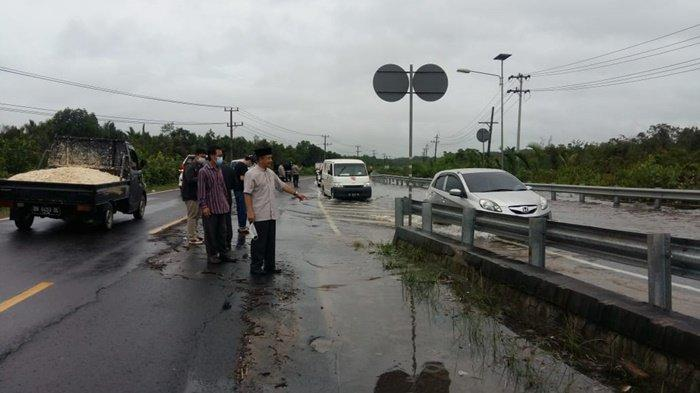 Dinas Sosial Bangka Selatan Belum Terima Informasi Adanya Warga yang Terdampak Cuaca Buruk