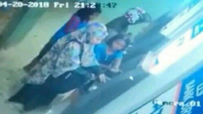 2 Bocah Perempuan Pencuri Uang di ATM BRI Ditangkap Setelah Viral di Media Sosial