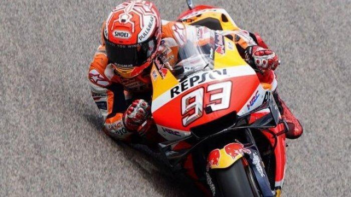 Rossi Jauh Tercecer di Kualifikasi MotoGP Jerman 2019, Marc Marquez Pole Position