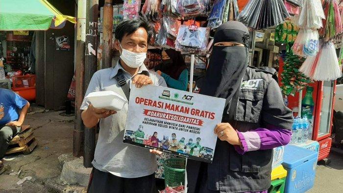 ACT Bangka Berbagi 700 Pangan Gratis