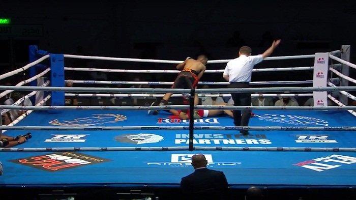 Charles Latuperissa, Petinju Indonesia Jadi Perhatian Dunia Gara-gara Dipukul KO Usai Tengil di Ring