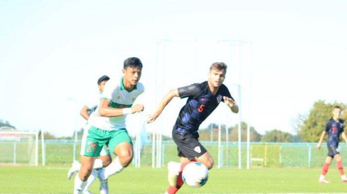 Timnas U-19 vs Qatar,Saddam Cs Akan Tampil Habis-habisan