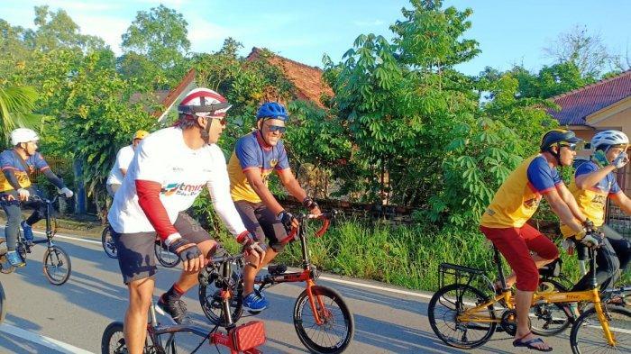 Mengenal Keunggulan Sepeda Lipat Langsung dari Komunitasnya di Pangkalpinang
