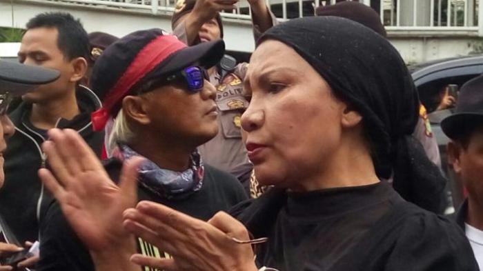 Polri Tangkap Delapan Orang Terkait Dugaan Makar Termasuk Ratna Sarumpaet dan Ahmad Dhani